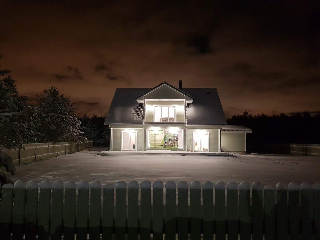 Eramaja elektri- ja nõrkvoolutööd