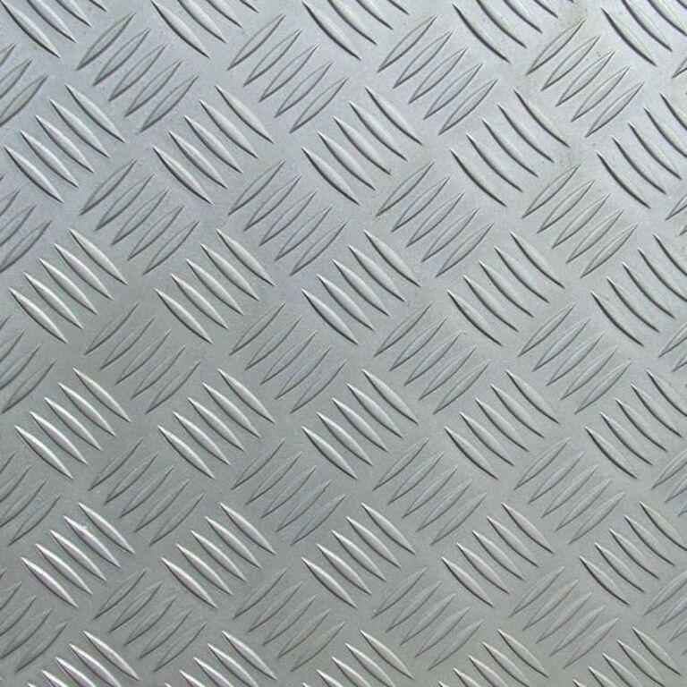 Alumiinium rihvelplekk