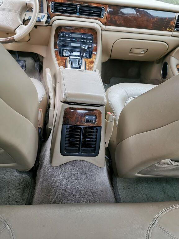 Jaguar xj 6 4.0 166kw