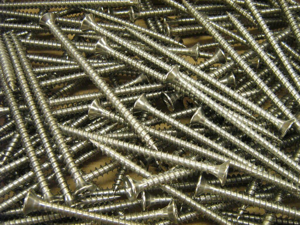 Roostevaba puidukruvid - 5 x 90 / 150 tk