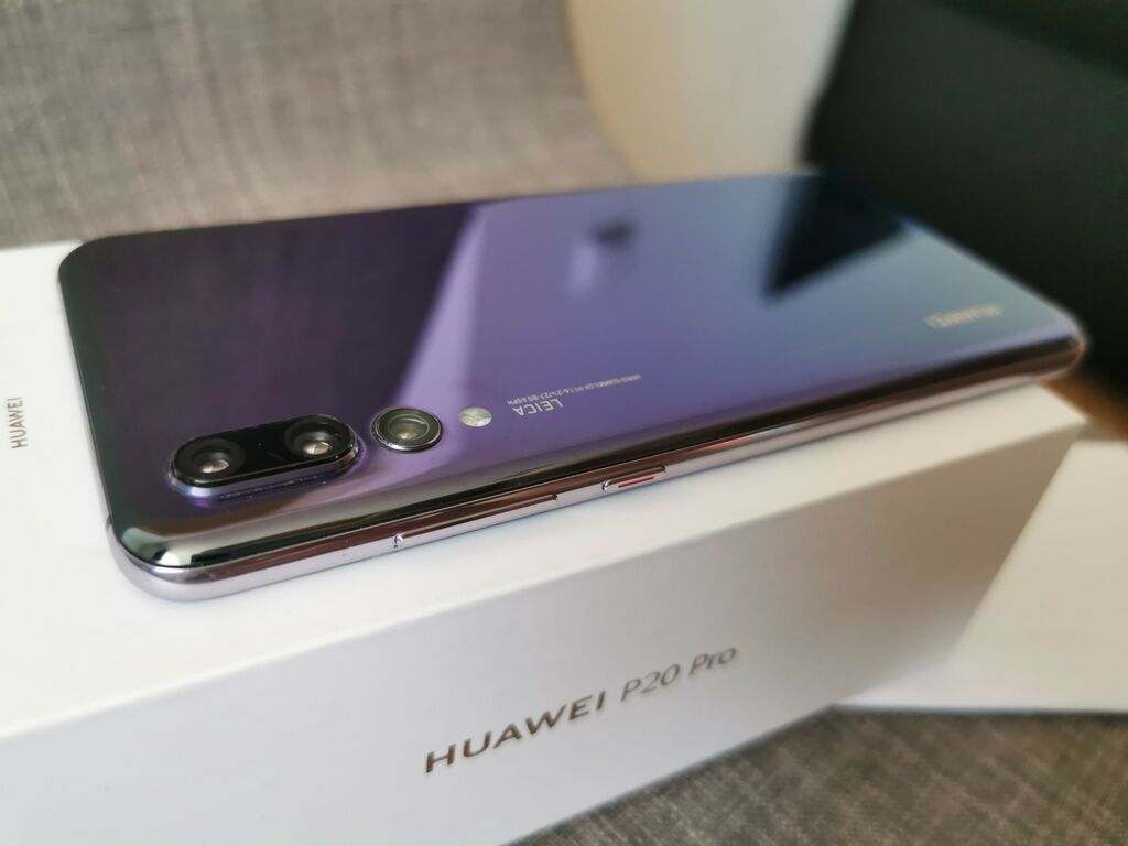 Huawei P20 Pro 128GB (garantii)