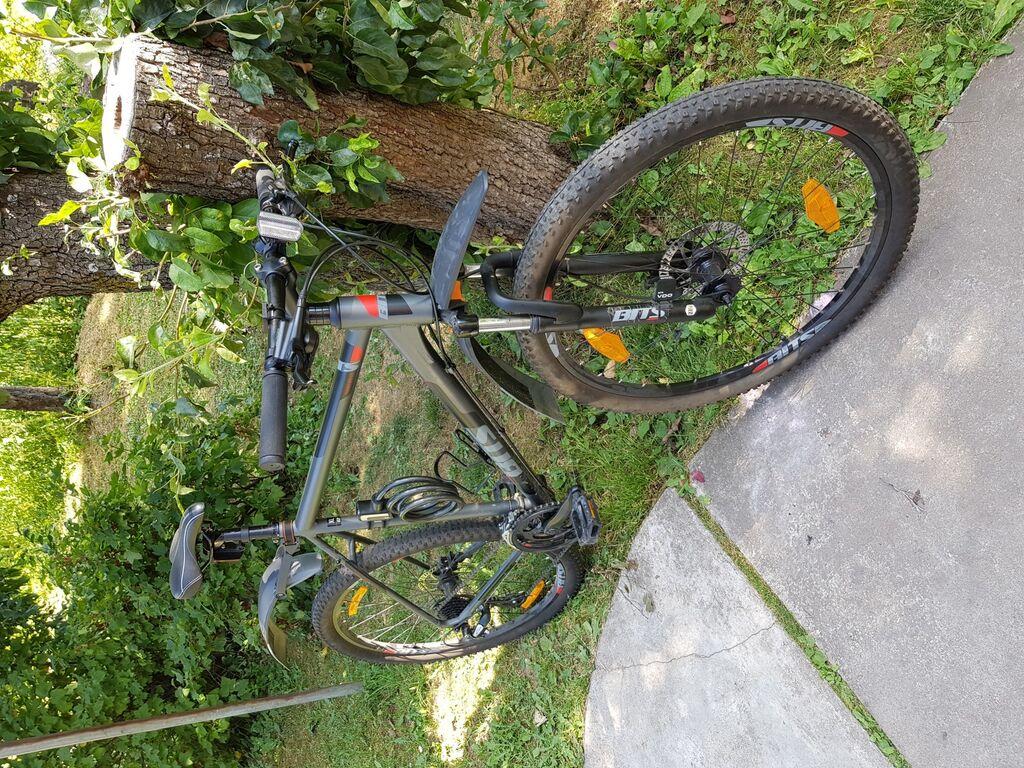 Mägijalgratas BITS