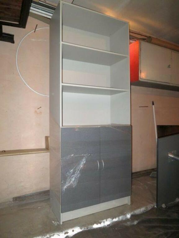 Bürookapp riiulitega, kvaliteetne Standardi toode