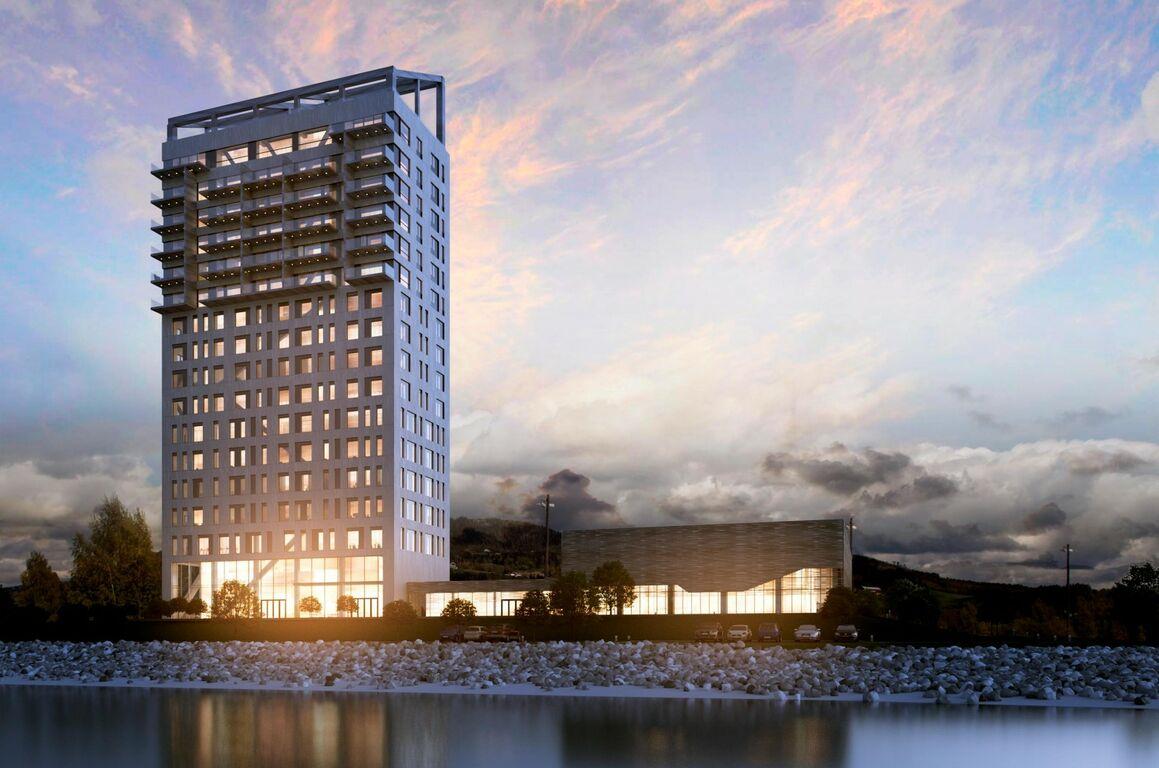 Ehitaja / puusepp Norra