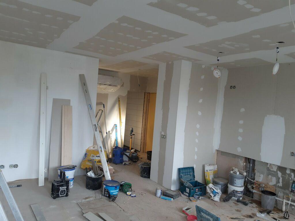 Ehitustööd