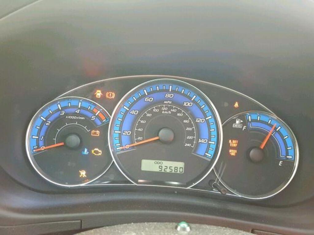 Subaru Forrester 2,0 diisel varuosadeks