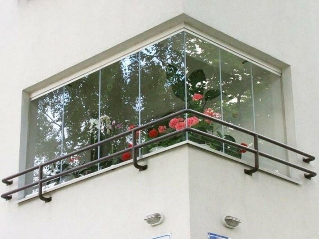 Rõdu- ja terrassiklaasid, Ehitusteenused