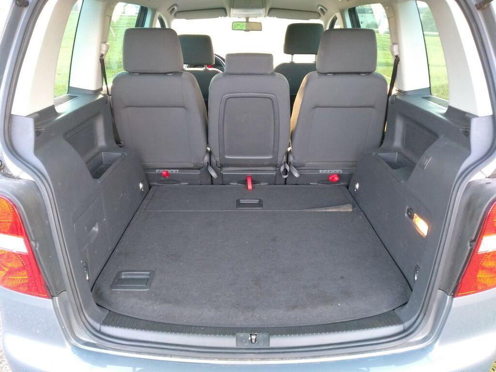 VW TOURAN 1T 2005.A 2.0 TDI 103 KW