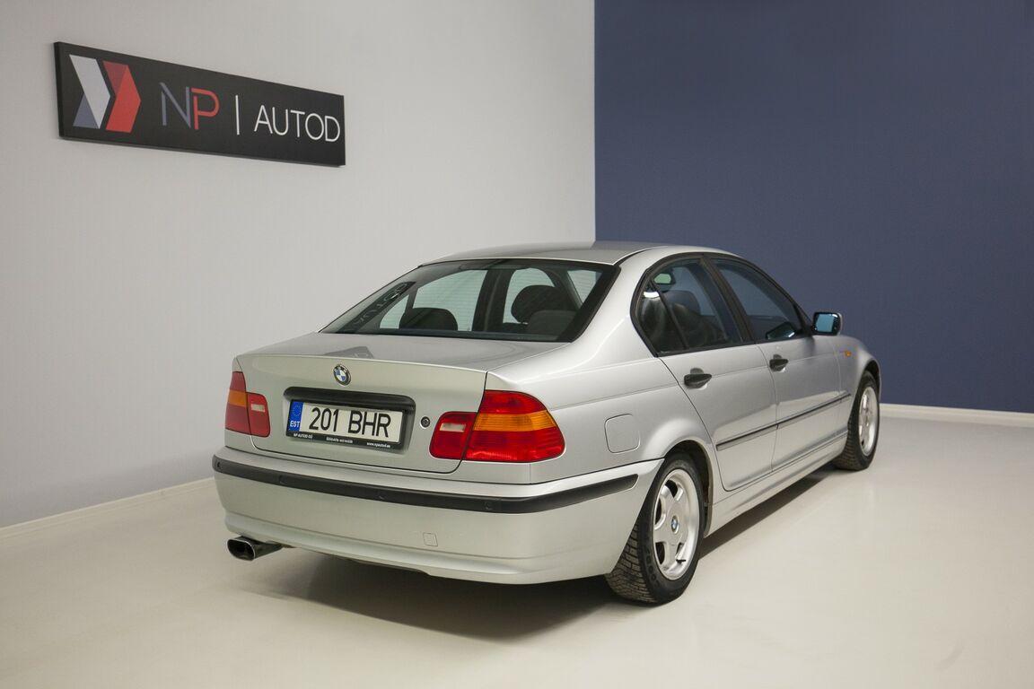 BMW 316 Facelift 1.8 85kW