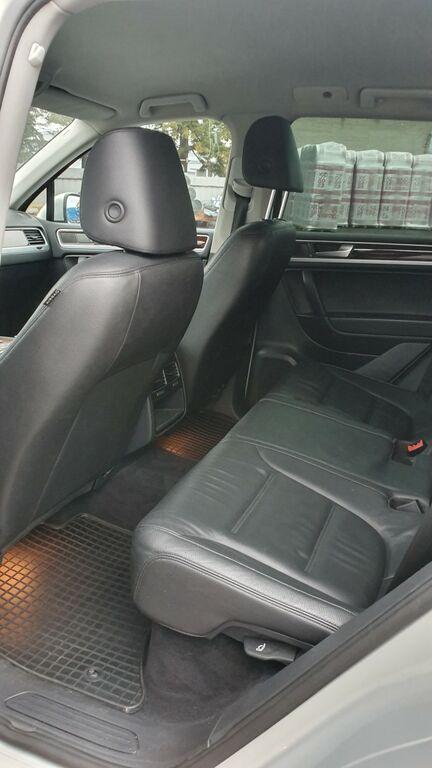 Volkswagen Touareg 2012 Bluemotion .