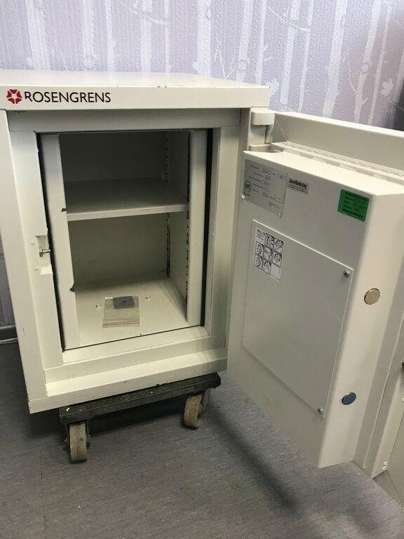 Murdvarga ja tulekindel seif Rosengrens S120DIS
