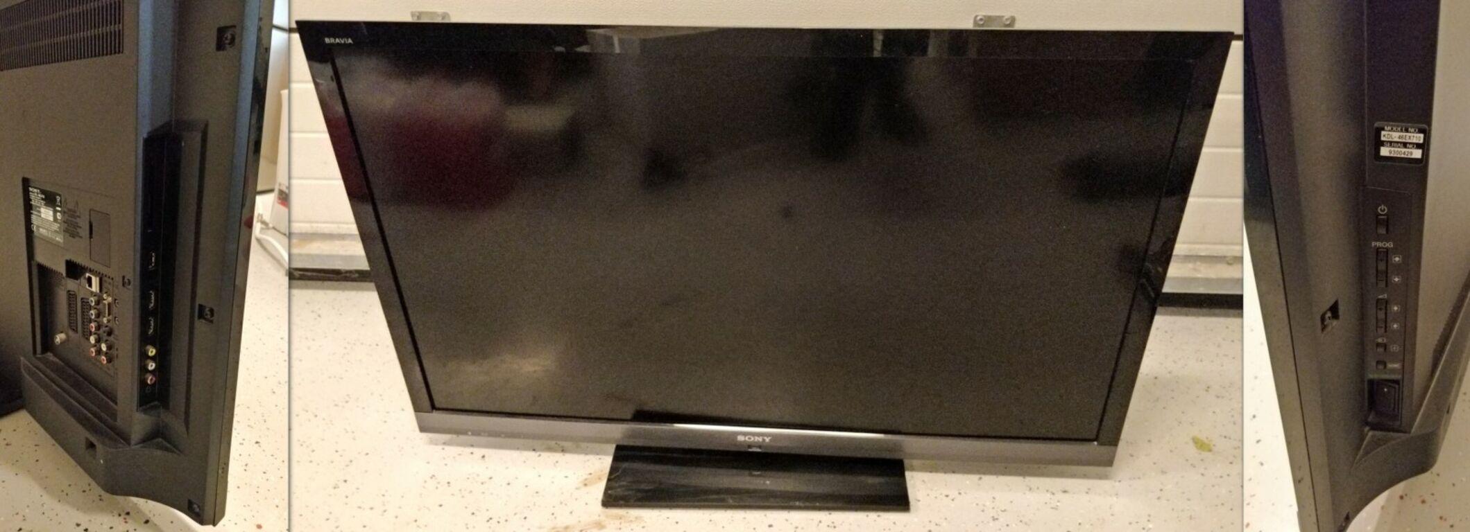 Teler/tv sony 46 tolli