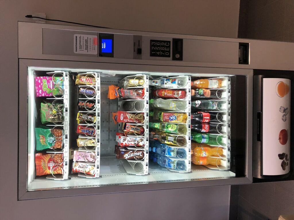 NECTA Samba müügiautomaat