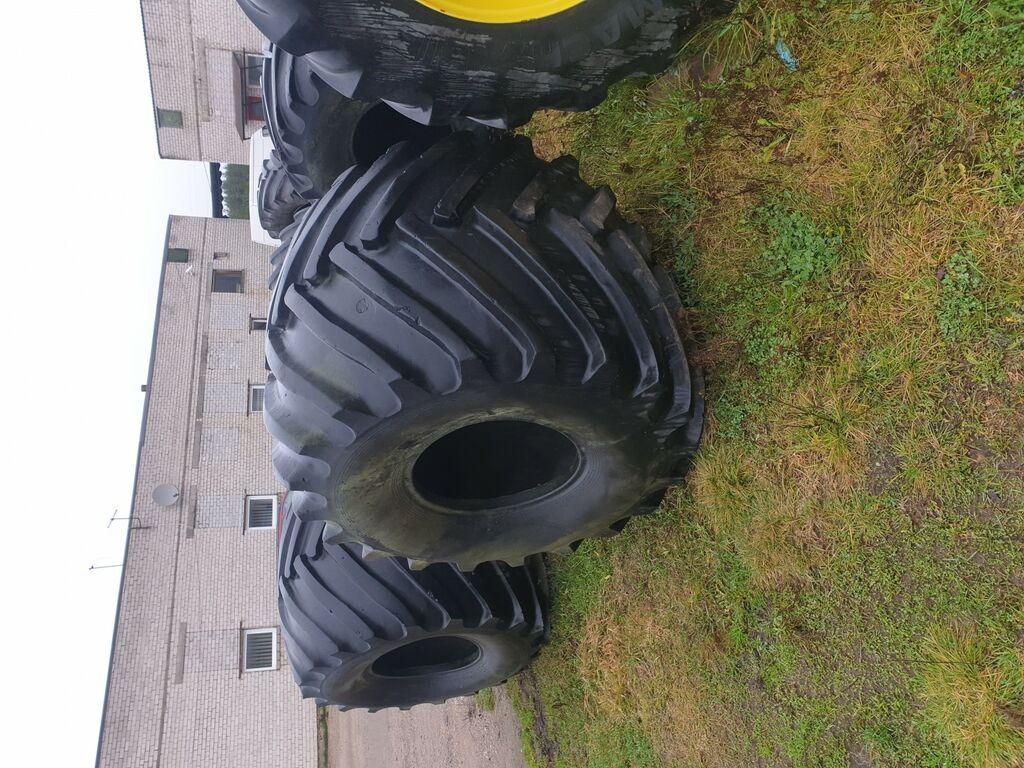 Soodusrehvid põllumajandustehnikale, veoautole jt