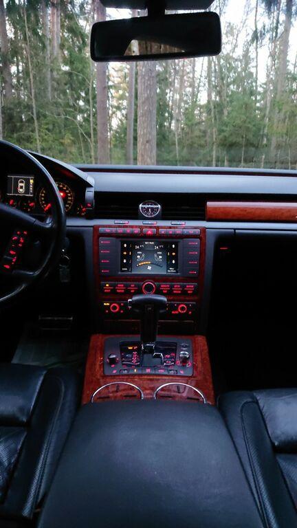 Volkswagen Phaeton Facelift 2008a. 3,0 V6 171kW