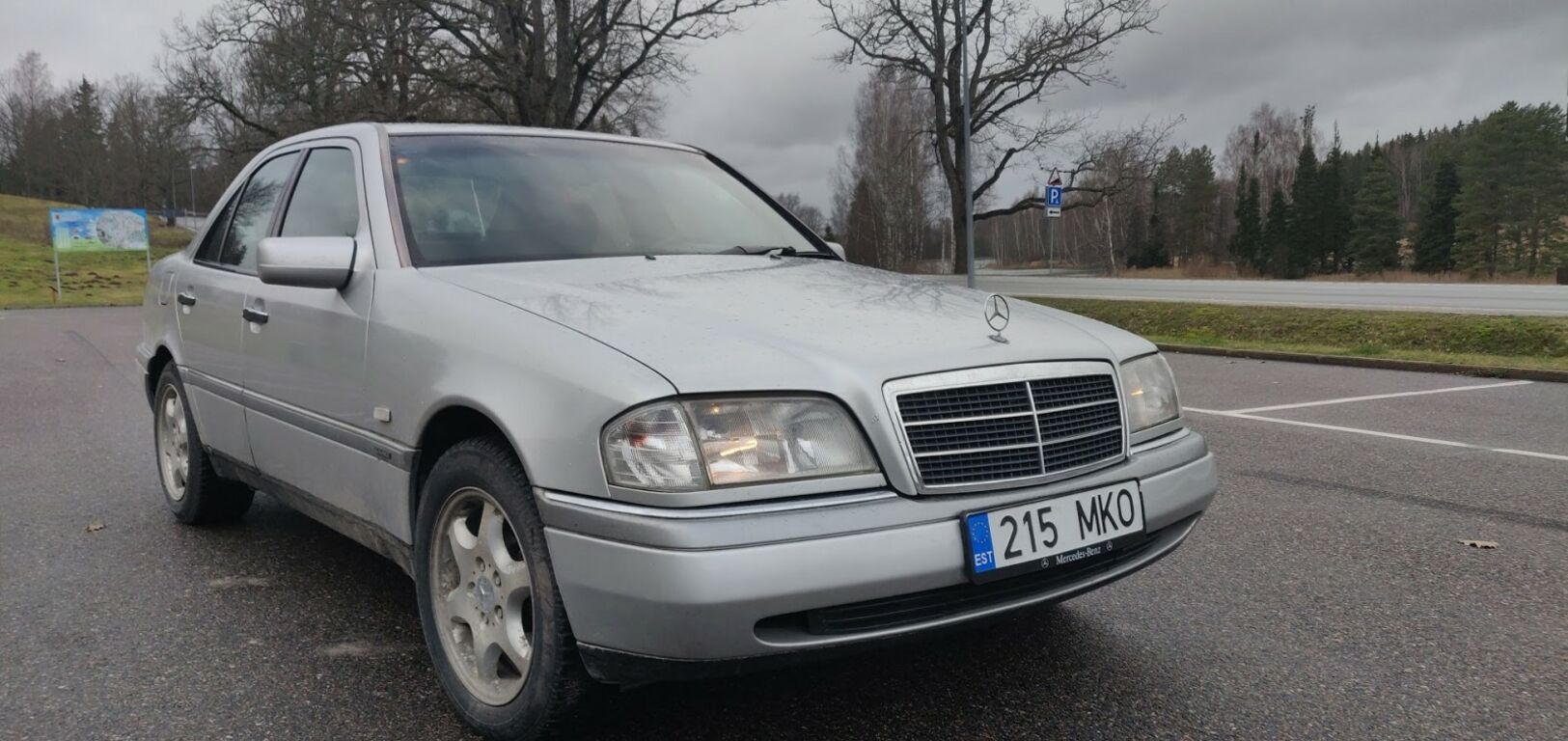 Mercedes-Benz C 220 Elegance 2.2 70kW