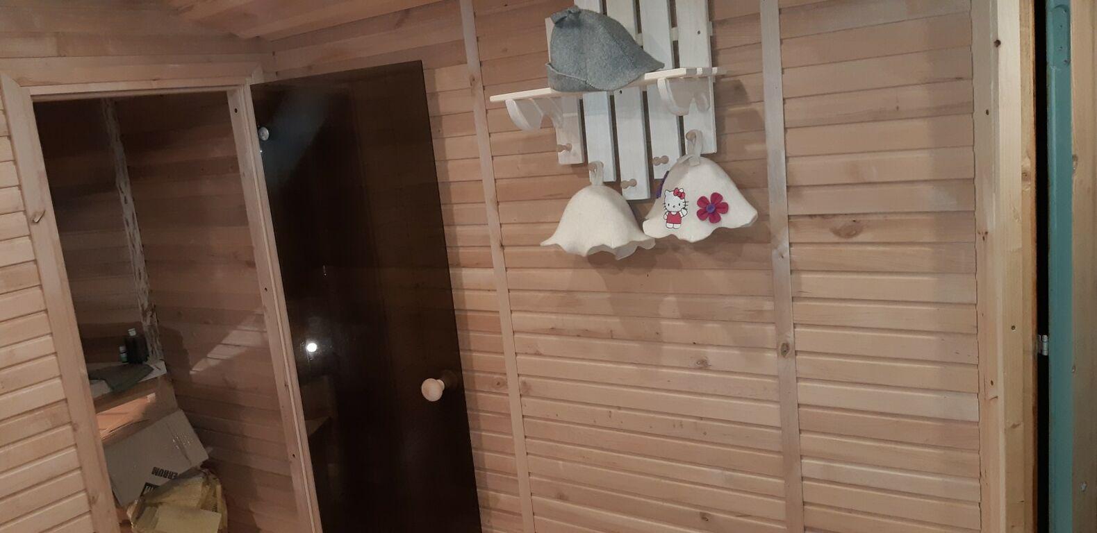 Aiamaja - saun
