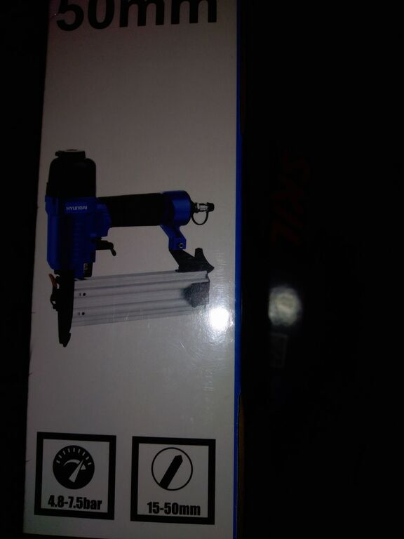 Naelapüss 15-50 mm naeltele
