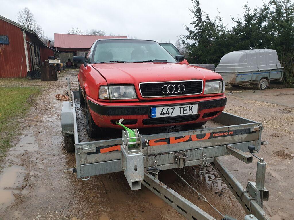 Audi 80 B4 1993a 2.0 66kW