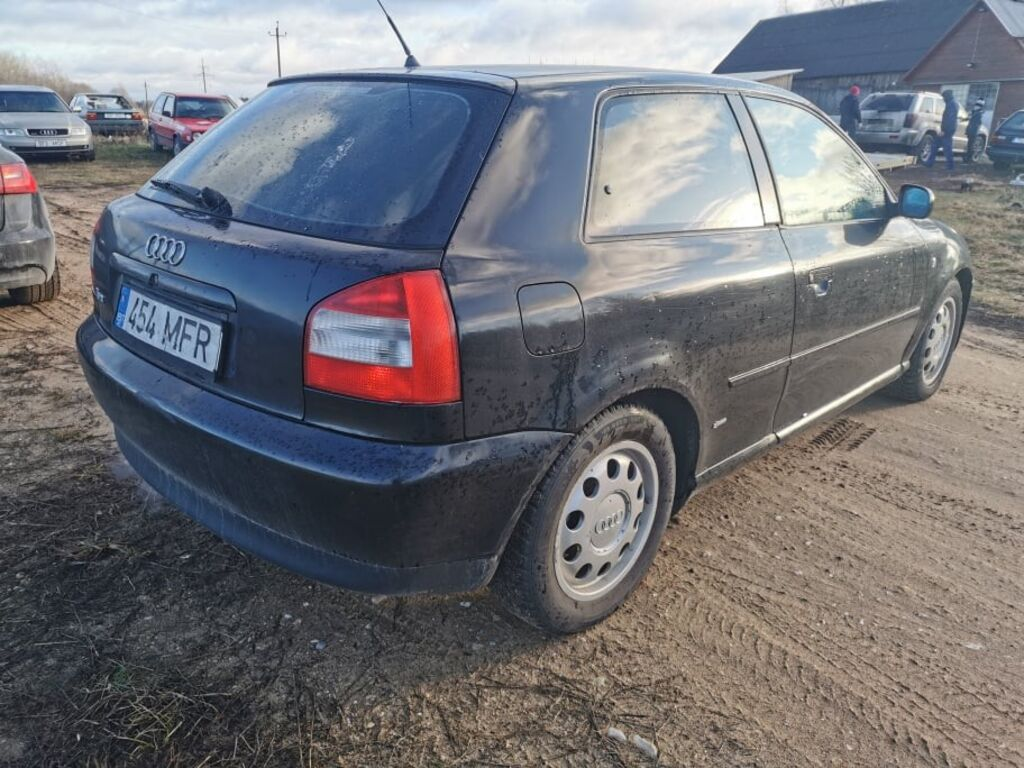 Audi A3 1,6 74kW 1997.a