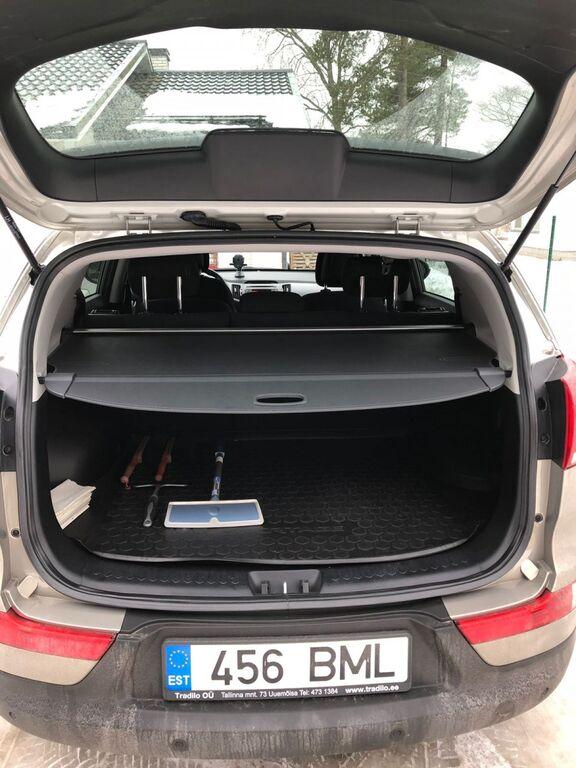 Kia Sportage 2WD M/T 1.7 85kW
