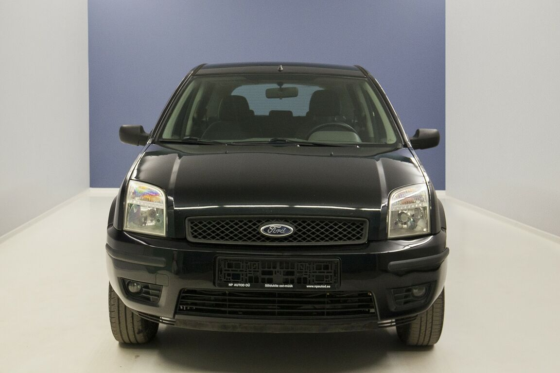 Ford Fusion 16V 1.4 59kW