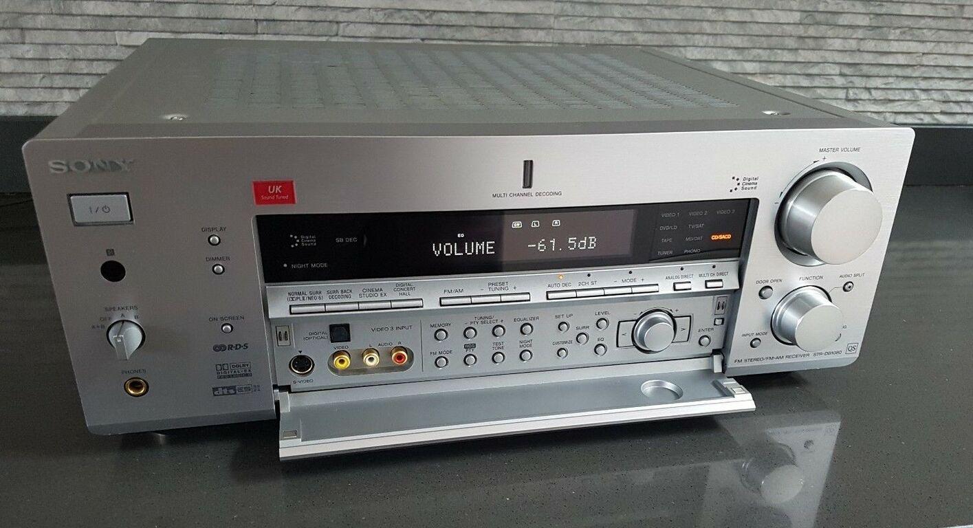Tornkõlarid Yamaha ja Ressiiver Sony kõrgseeria