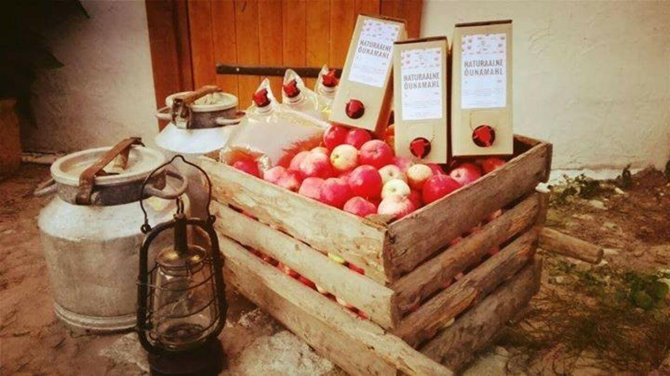 Kodune õunamahl, 3L