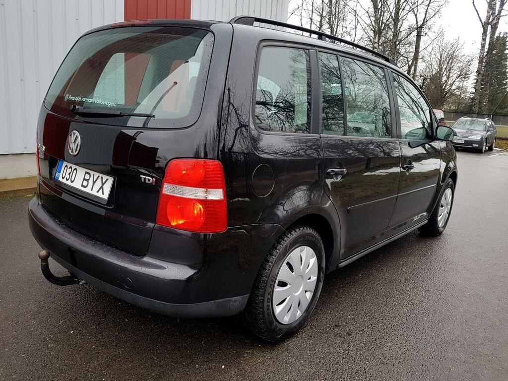 Volkswagen Touran 1.9d