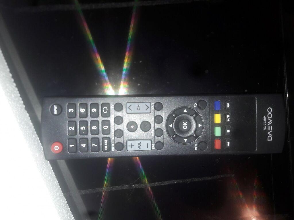 Teler lcd veaga Daewoo t630 43' pakuhind