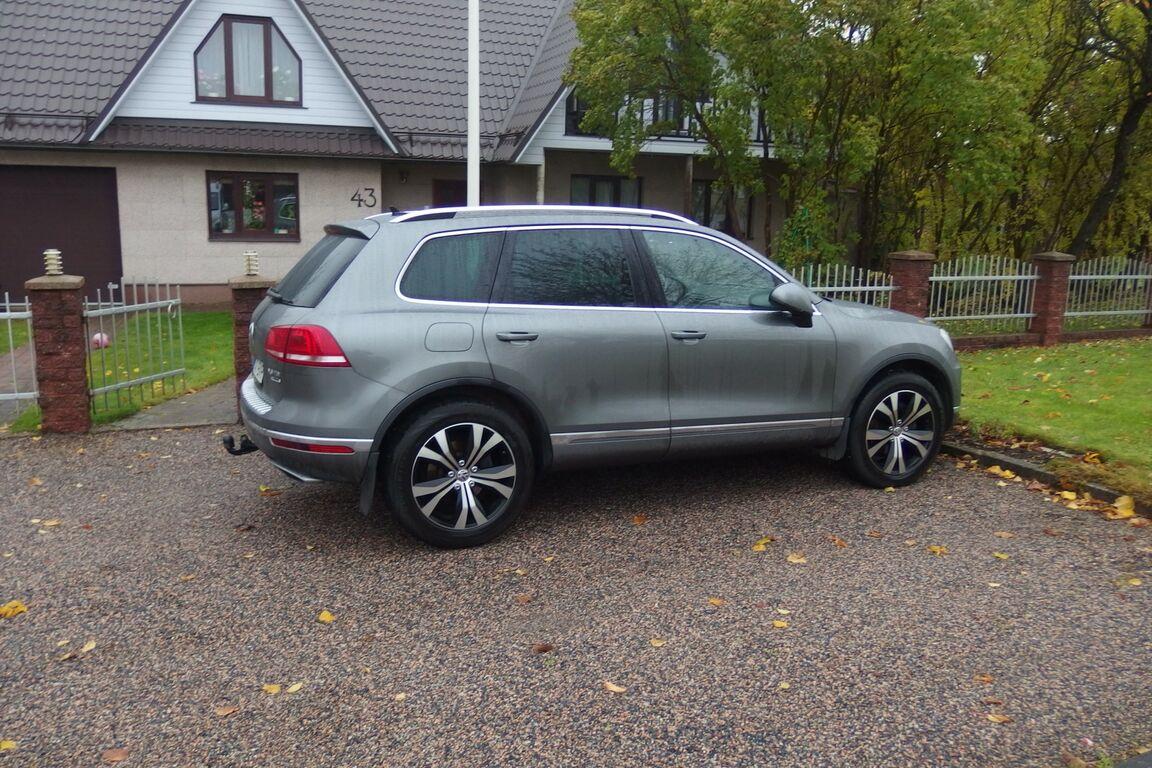 Volkswagen Toareg