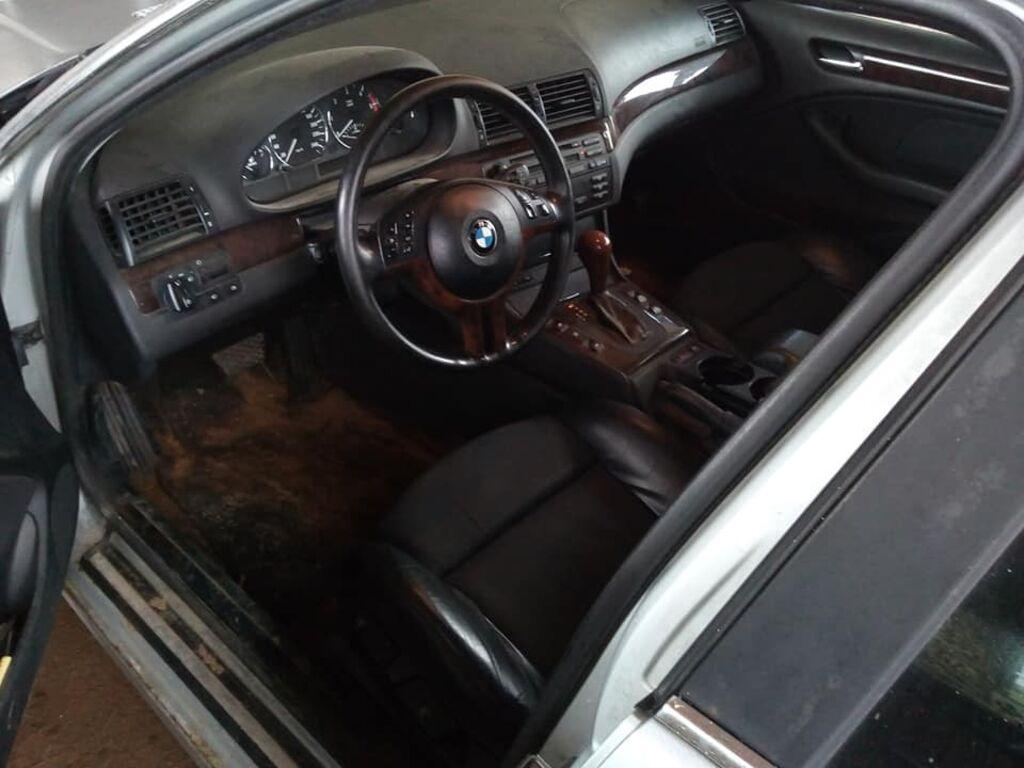 BMW 330D,  e46 135KW, 2000a.