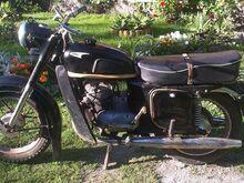 Mootorratas VOSHOD 1    69.a