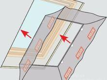 Velux katuseakende aurutõkkekiled
