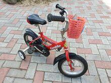 Lastejalgratas EurobikeKOKO,koos abiratastega 49.-