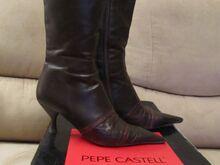 Pepe Castell k/s saapad, suurus 37
