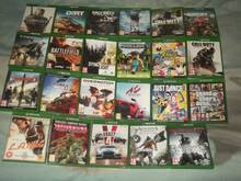 Xbox one mängud