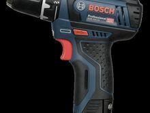 Bosch Professional akutrell+ 2 akut+laadija+kott