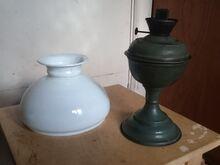 Petrooleum lambid ja triikraud