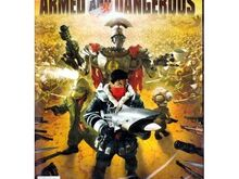 PC CD Armed And Dangerous