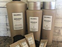Goldwell Kerasilk keratiinsirgenduse komplekt