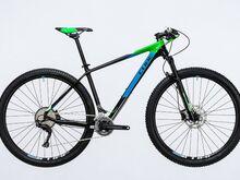 """Cube Reaction GTC 29"""", Carbon, uus jalgratas"""