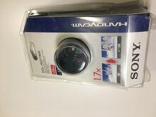 Sony videokaamera objektiiv HG1730A 30mm