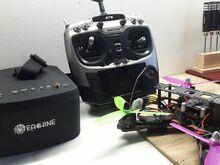 Qav250 droon