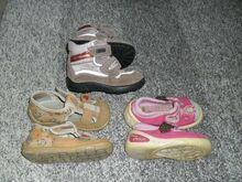3 paari jalanõusid tüdrukule, s.21