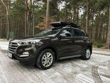 Hyundai Tucson 4WD STYLE 7DCT Safety-pakett