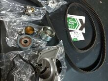 Audi 2.5tdi mootori hammasrihma komplekt