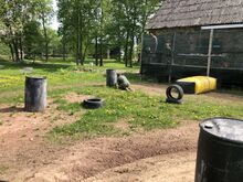 Shooter Paintball Park Pärstis.