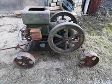 Maamootor Witte 5 HP