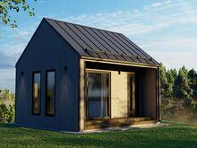 Kaasaegne väikemaja 20m2